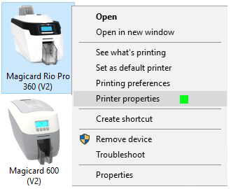 360 600 Printer Properties Image